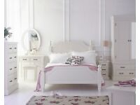 New Ex-display Clearance Hambleton Double bed £239 & Narrow bedside £69