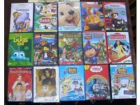 Lot of 15 popular Childrens DVDs. Disney & other top favourites