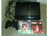 PS3, One Controller + Two Games