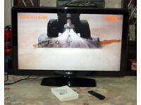 Philips 42 inch 1080p LCD TV with Freeview
