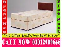 Double and Single Bedding at Best PRICE base and frame Weldon