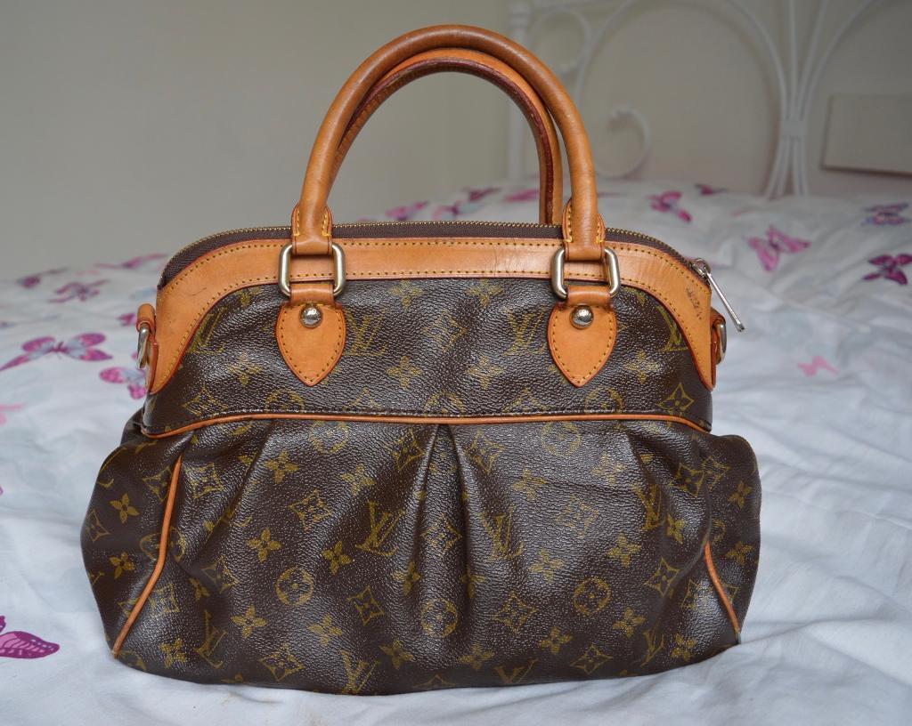 057867dc2c6 Authentic Used Louis Vuitton Designer Handbag