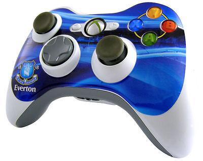 Everton FC XBox Controller Skin Anti-fade Stylishly designed Club Merchandise