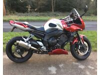 Yamaha FZ1 2012 (62) Red ABS Great condition