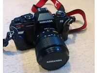 Miranda MS-2 Super 35mm SLR Film Camera Kit