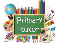 Primary School tutoring