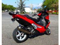Gillera Nexus 500ie moped/scooter