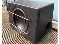 "Mutant 12"" 1000w Peak Subwoofer with no cables"