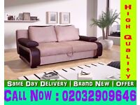 FABRIC 3 AND 2 SEATER SOFA BED IS ALSO IN North Branford