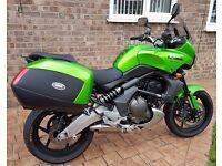 Kawasaki KLE 650 Versys 2009