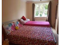 Double room with private en-suite shower available for rent immediately in Enfield