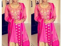 Ladies Indian Wedding/party suite size 12/medium
