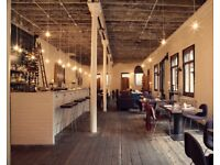 TIMBERYARD full and part time waiting staff needed