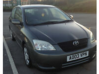 Toyota corolla 1.4 vvti 2003
