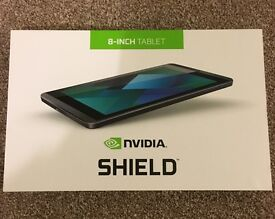Nvidia Shield 8-Inch Tablet for Gamers For Sale £175 - Brand New, Unopened, Sealed in Box