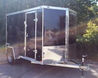 2015 Stealth Trailers 6X10 ULTRA LITE
