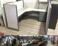 Workstations And Panel Systems  Cubicles