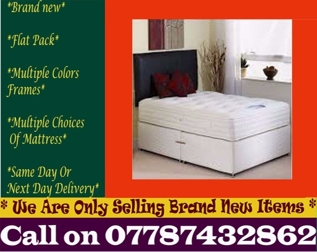 STRONG Single Bedding at Best PRICE base and frame Double Branfordin Thornton Heath, LondonGumtree - We adhere to strict quality standards to ensure you are fully satisfied also With your purchase. If you are not satisfied or simply change your mind, call us also Within the 7day period and claim your refund; no questions asked