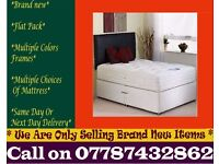 Single and Double Bedding at Best PRICE base and frame Cottonwood