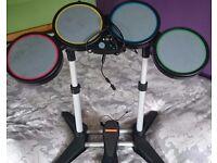 Xbox 360 Wireless Drum Set & Pedal