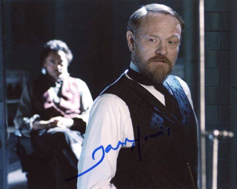 "Jared Harris ""Sherlock Holmes: A Game of Shadows"" AUTOGRAPH Signed 8x10 Photo"