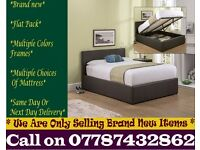 Storage Leather Bedding Frame kingsize also have double and Single Orion