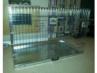 Brand new XXL sized dog cage still in the box.