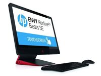 """HP Envy 23"""" Recline Touchsmart All in one Touchscreen PC i5 8GB 2TB Beats Win 10"""