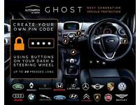 Ghost immobiliser supplied & fitted in London