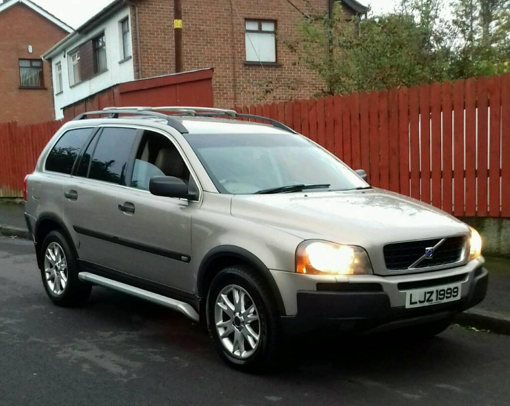 Volvo xc90 d5 auto