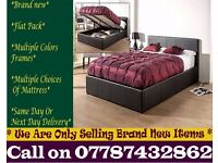 Storage Leather Bedding Frame kingsize also have double and Single Brookside