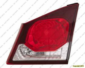 Trunk Lamp Passenger Side (Back-Up Lamp) High Quality Acura CSX 2009-2011