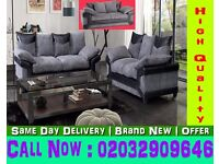 BEST LOOKING JUMBO CORD SOFA CORNER BROWN AND BEIGE SOFA ALSO 3 AND 2 SEAT Salem