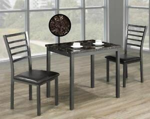 3 PIECE DINING SET CANADA (IF2236)