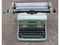 Vintage Imperial 66 Dual Feed 106 Typewriter