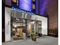 Distrikt Hotel, New York City, 4*, Superior King Room, 2 adults, 0 children