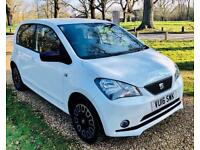 Limited edition 2016 Seat Mii 1.0 Mii by Mango only 9k mileage 5 door Mot until may2019