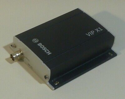 X1 Video (BOSCH VIP X1 Single-channel VIDEO ENCODER)