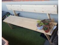£100 - IKEA Industriell Pine Long Bench