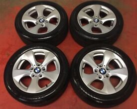 BMW 3 Series 16'' Alloy Wheels with tyres - f30