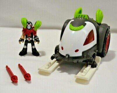 IMAGINEXT DC Batman BANE SLED with missiles, figure