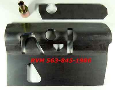 Bobcat Bobtach Repair Panel Plate 7143508 Right Hand Fits S150 Quick Attach