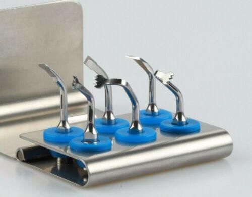 Dental Ultrasonic Bone Surgery Bone Cutting Tips Kit For Acteon Satelec,  BS Ⅱ