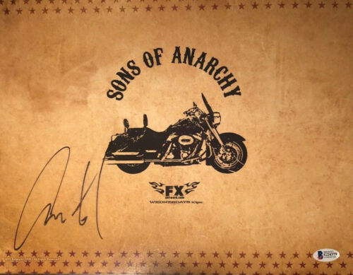 Charlie Hunnam signed autographed 11x14 photo Sons of Anarchy Authenticated