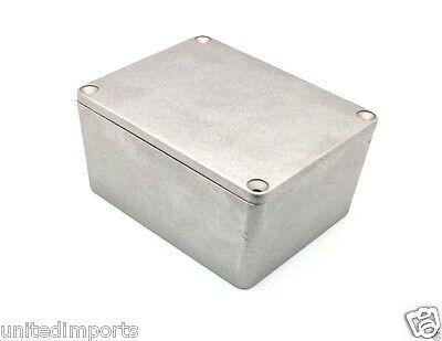 Die Cast Aluminum Enclosure Ip65 Nema4 - 115x90x55mm Ctpe-113