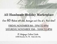All Handmade Holiday Marketplace