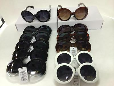 WY034 Most Popular Designer Style Women Rounded Sunglasses Wholesale 12 (Wholesale Designer Sunglasses China)