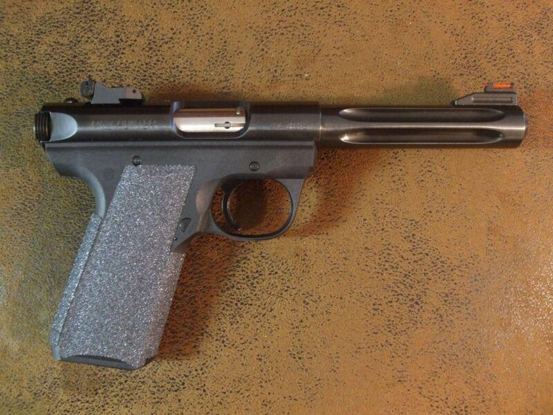 Sand Paper Pistol Grip Enhancements for the polymer frame Ruger 22/45