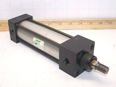 Speedaire Pneumatic Cylinder 1 12 Bore X 5 Stroke 38 Npt 6x373a