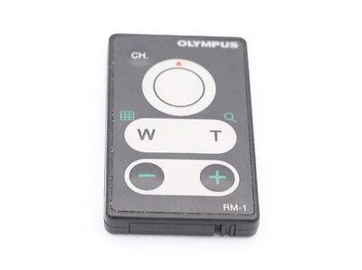 Olympus Camedia Rm-1 Mando a Distancia para E1 E3 E5 E10 E20 E30 E510 E410 segunda mano  Embacar hacia Spain